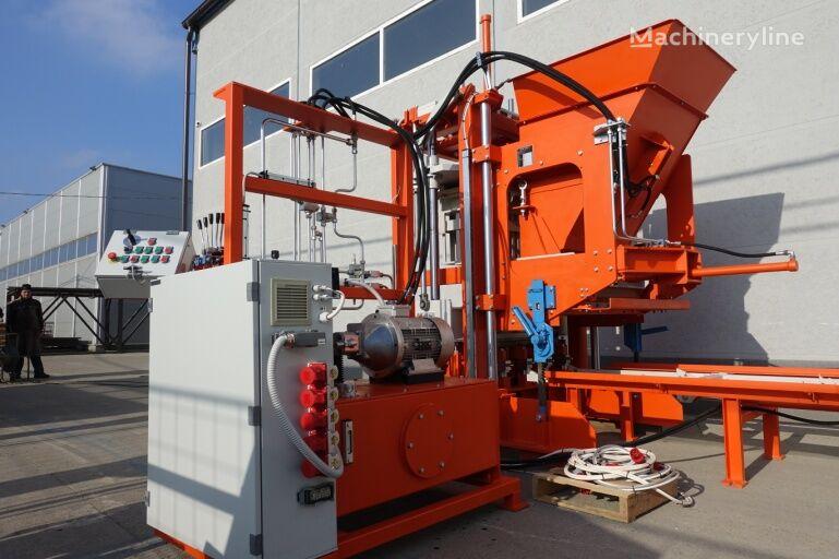 ny SUMAB COMPACT MODEL! R-300 Stationary block machine betongblock maskin