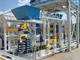 ny SUMAB OFFER! R-1000 (2000 blocks/hour) Stationary block machine betongblock maskin