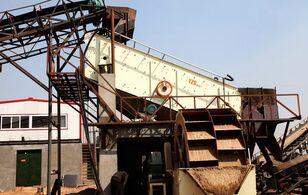 ny SHKIV (100TPH-150TPH) Hard Rock krossanläggning