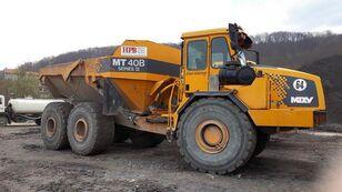 MOXY MT 40B midjestyrda dumper