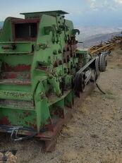 HAZEMAG D4400 mobil krossanläggning