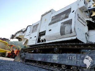 SCHAEFF ITC 112 /120 Spezialbagger tunneldrivning maskin