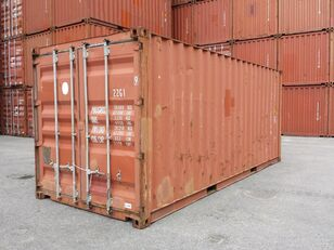 20ft Seecontainer Lagercontainer Schiffscontainer Stahlcontainer 20 fot container