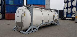 KLAESER Танк-контейнер 20 футовый 26 м. куб. 20 fot tankcontainer