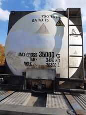 RINNEN 20 fot tankcontainer