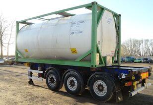 SCHMITZ CARGOBULL SP27 20 fot tankcontainer
