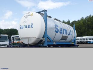 VAN HOOL Tank container 20 ft / 31 m3 20 fot tankcontainer