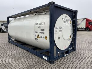 TRENCOR 30m3 30 fot tankcontainer
