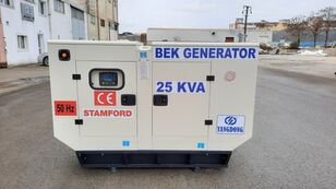 ny BEK GENERATOR BGY25 dieselgenerator