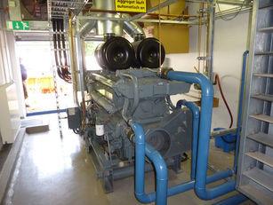DEUTZ TBD616V12 dieselgenerator