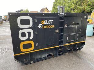 skadad GELEC OUTDOR-90 YC dieselgenerator