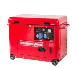 ny JAVAC 6,3 KVA, SD6500B Generator 230/380v 50hz dieselgenerator
