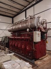 MDW MTU 6 VDG 48 / 42 AL 2650 KW Elektrownia Spalinowa 2,5 MW 2500 K dieselgenerator