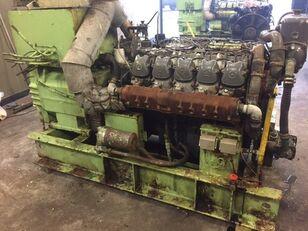 MERCEDES-BENZ W 315 S4A dieselgenerator