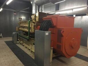 MWM 2000 KVA dieselgenerator
