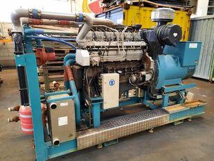 SCANIA DC1254A dieselgenerator