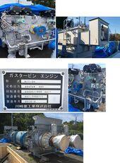 ny KAWASAKI 12MW, GAS-TURBINE POWER PLANT gasgenerator