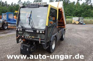 MULTICAR Ladog T 1400 4x4x4 Kipper Kommunal Allrad Allradlenkung Motorsch universell kommunal maskin