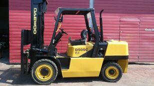 DAEWOO D50S-2 tung gaffeltruck