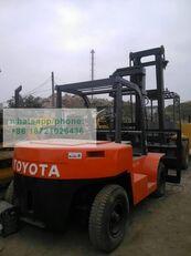 TOYOTA FD70 tung gaffeltruck